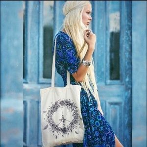 Vintage Spell Reusable Tote Bag